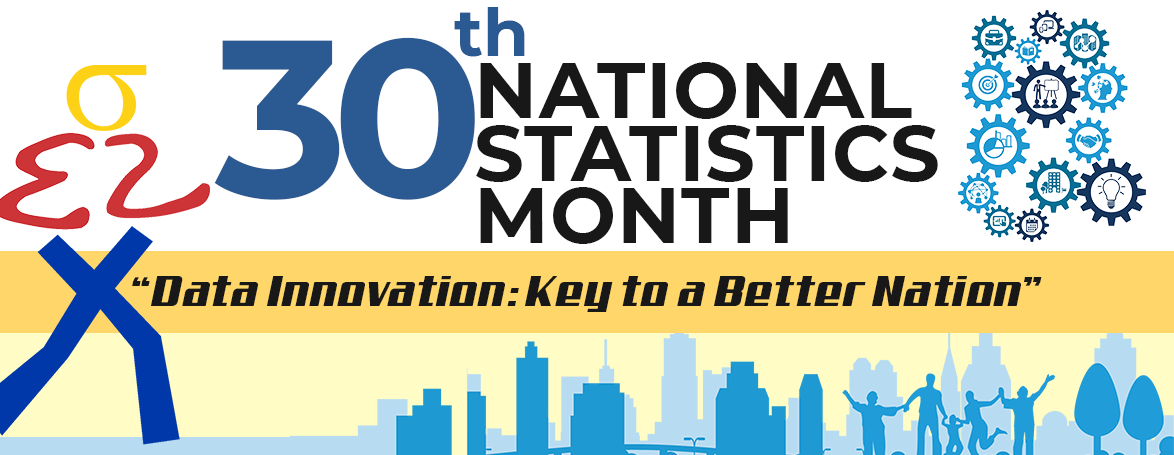 29th National Statistics Month