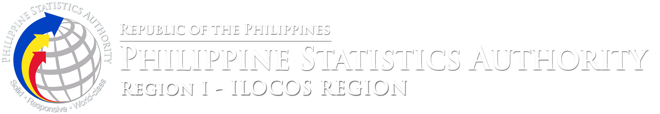 Philippine Statistics Authority Regional Statistical Services Office I